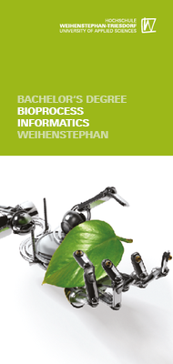 Flyer Bioprocess informatics