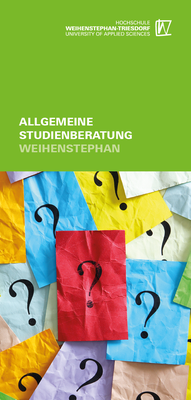 General course guidance - Weihenstephan