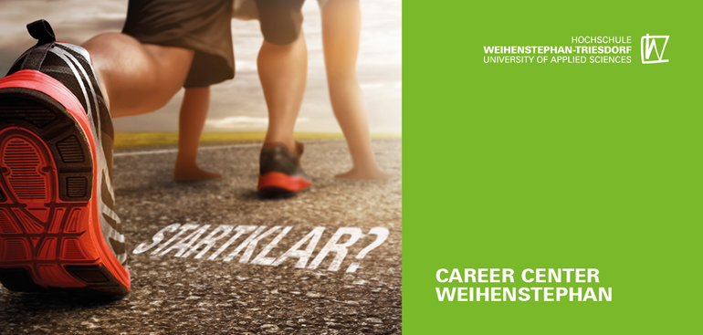 Flyer Career Center Weihenstephan